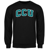 Champion Black Fleece Crew-Arched CCU