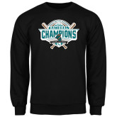 Black Fleece Crew-2016 NCAA Baseball National Champions