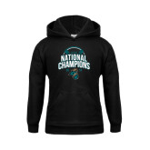 Youth Black Fleece Hoodie-2016 NCAA College World Series Baseball Champions