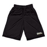 Midcourt Performance Black 9 Inch Game Short-Coastal Carolina Chanticleers