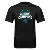 Syntrel Performance Black Tee-2016 NCAA College World Series Baseball Champions