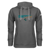 Adidas Climawarm Charcoal Team Issue Hoodie-Chanticleers Two Tone