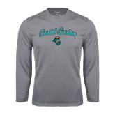 Syntrel Performance Steel Longsleeve Shirt-Coastal Carolina Arched