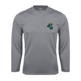 Syntrel Performance Steel Longsleeve Shirt-Chanticleer Head