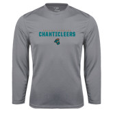 Syntrel Performance Steel Longsleeve Shirt-Coastal Carolina Chanticleers