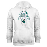 White Fleece Hoodie-2016 NCAA College World Series Baseball Champions
