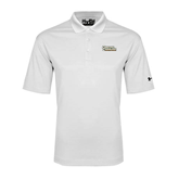 Under Armour White Performance Polo-Coastal Carolina Chanticleers
