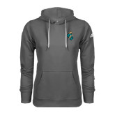 Adidas Climawarm Charcoal Team Issue Hoodie-Chanticleer Head