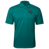 Teal Silk Touch Performance Polo-Chanticleer Head