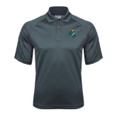 Charcoal Dri Mesh Pro Polo-Chanticleer Head
