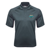 Charcoal Dri Mesh Pro Polo-2016 National Champions