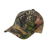 Mossy Oak Camo Structured Cap-Chanticleer Head