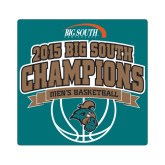 Small Magnet-Big South Basketball Champions 2015, 6 in W