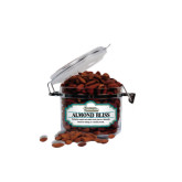 Almond Bliss Small Round Canister-Coastal Carolina Chanticleers
