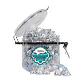 Kissable Creations Round Canister-Coastal Carolina Chanticleers