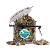 Snickers Satisfaction Round Canister-Coastal Carolina Chanticleers