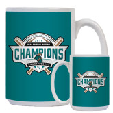 Full Color White Mug 15oz-2016 NCAA Baseball National Champions