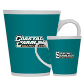 12oz Ceramic Latte Mug-Coastal Carolina Chanticleers