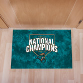 Full Color Indoor Floor Mat-2016 NCAA National Champions Baseball