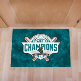 Full Color Indoor Floor Mat-2016 NCAA Baseball National Champions
