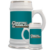 Full Color Decorative Ceramic Mug 22oz-Coastal Carolina Chanticleers