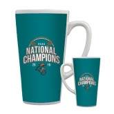 Full Color Latte Mug 17oz-2016 NCAA College World Series Baseball Champions