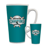 Full Color Latte Mug 17oz-2016 NCAA Baseball National Champions