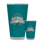 Full Color Glass 17oz-2016 NCAA College World Series Baseball Champions