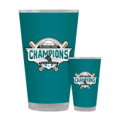 Full Color Glass 17oz-2016 NCAA Baseball National Champions