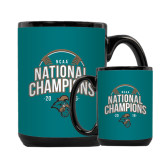 Full Color Black Mug 15oz-2016 NCAA College World Series Baseball Champions