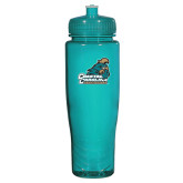 Spectrum Teal Sport Bottle 28oz-Official Logo