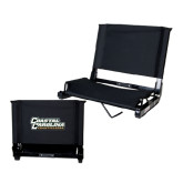 Stadium Chair Black-Coastal Carolina Chanticleers
