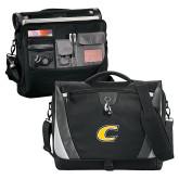 Slope Black/Grey Compu Messenger Bag-C Primary Mark