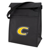 Black Lunch Sack-C Primary Mark