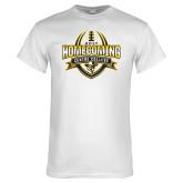 White T Shirt-2017 Homecoming