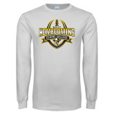 White Long Sleeve T Shirt-2017 Homecoming
