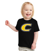 Toddler Black T Shirt-C Primary Mark