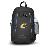 Impulse Black Backpack-C Primary Mark