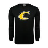 Black Long Sleeve TShirt-C