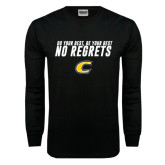 Black Long Sleeve TShirt-Do Your Best