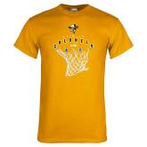 Gold T Shirt-Colonels vs Cats