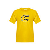 Youth Gold T Shirt-C