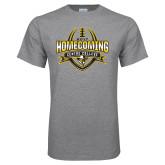 Grey T Shirt-2017 Homecoming