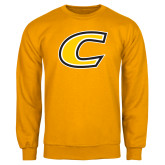 Gold Fleece Crew-C Primary Mark