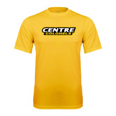 Performance Gold Tee-Centre Colonels