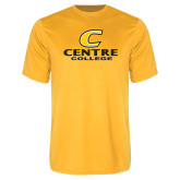 Performance Gold Tee-C Centre College