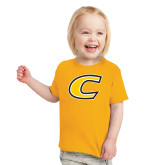 Toddler Gold T Shirt-C Primary Mark
