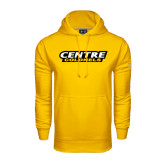 Under Armour Gold Performance Sweats Team Hoodie-Centre Colonels