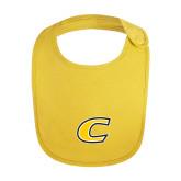 Yellow Baby Bib-C Primary Mark
