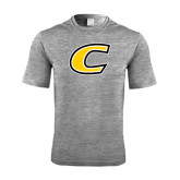 Performance Grey Heather Contender Tee-C